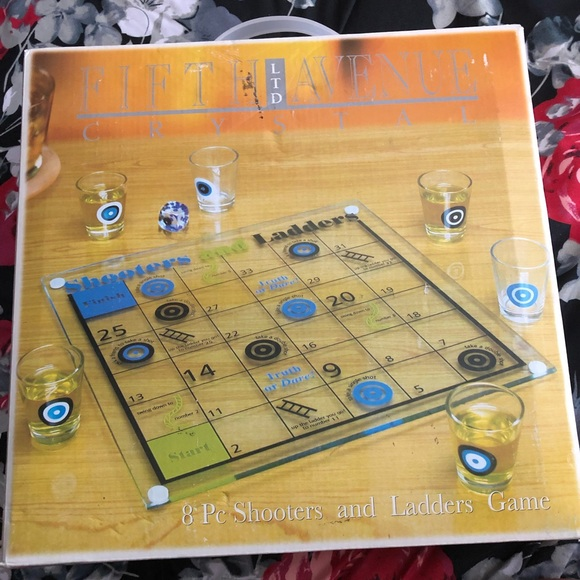 Other Shooters And Ladders Game Poshmark